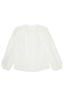 Блузка из вышитого льна Zimmermann