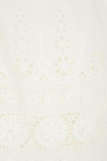 Блузка из вышитого хлопка Zimmermann