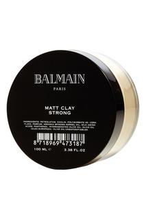 Глина для укладки сильной фиксации с матирующим эффектом, 100 ml Balmain Paris Hair Couture