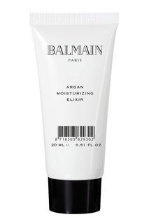 Увлажняющий эликсир с аргановым маслом (дорожный вариант), 20 ml Balmain Paris Hair Couture