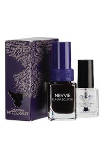 Лак для ногтей Nevvie / Лунное затмение + Bond-подготовка, 9 ml Christina Fitzgerald