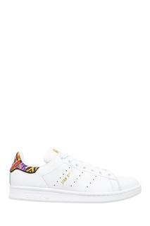 Белые кожаные кеды Stan Smith Adidas