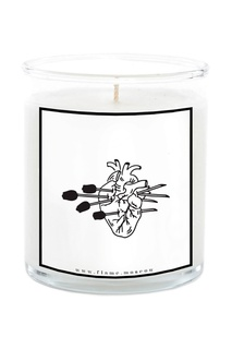 Ароматическая свеча Cupids flowers Lina, 250 g Flame Moscow