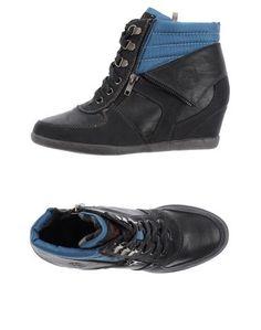 Высокие кеды и кроссовки Marco Tozzi