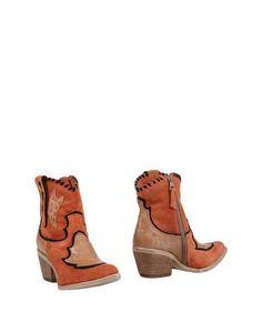 Полусапоги и высокие ботинки Mjus