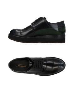 Обувь на шнурках Casamadre