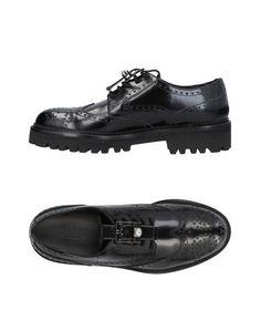 Обувь на шнурках Versus Versace
