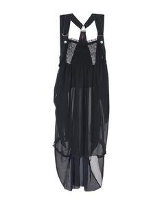 Длинное платье High Tech