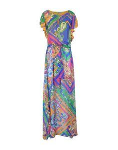 Длинное платье Angelo Marani