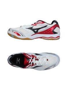 Низкие кеды и кроссовки Mizuno