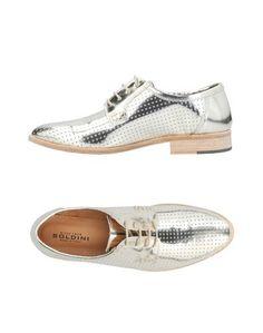 Обувь на шнурках Soldini