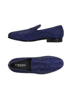 Мокасины Versace