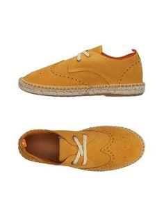 Обувь на шнурках Abarca