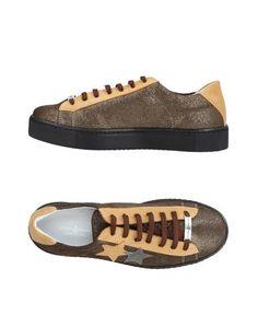 Низкие кеды и кроссовки Manuela Dardozzi
