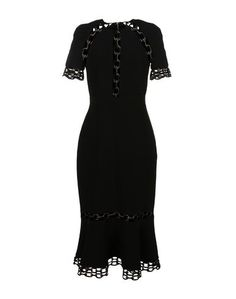 Платье длиной 3/4 David Koma