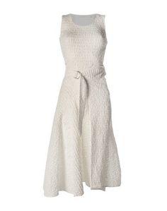 Платье длиной 3/4 Victoria Beckham