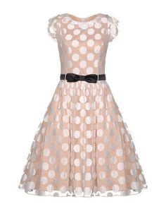 Платье до колена Raluca Mihalceanu