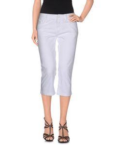 Джинсовые брюки-капри RED Valentino