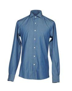 Джинсовая рубашка Ralph Lauren Purple Label