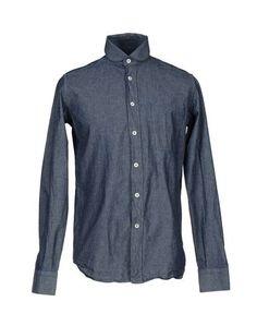 Джинсовая рубашка Fabio Quaranta