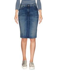 Джинсовая юбка Armani Jeans