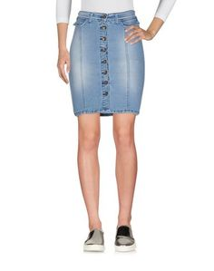 Джинсовая юбка Klixs Jeans