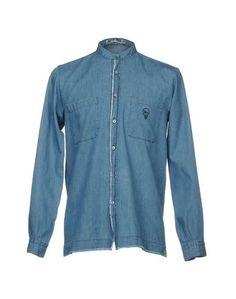 Джинсовая рубашка Lumi