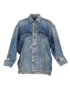 Джинсовая рубашка R13