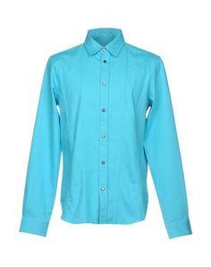 Джинсовая рубашка Versace Jeans