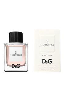 D&G 3-l`Imperatrice EDT, 50 мл D&G D&G