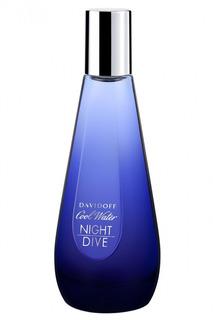 Night Dive Woman EDT, 30 мл Davidoff