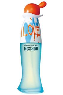 Moschino I Love Love EDT,50 мл Moschino