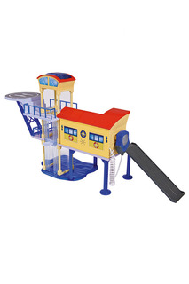 Пожарный Сэм морская станция Simba