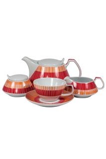 Сервиз чайный 17 предметов Royal Porcelain Co