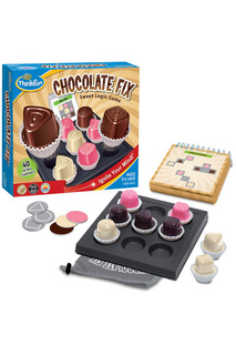 Головоломка Шоколадный набор Thinkfun