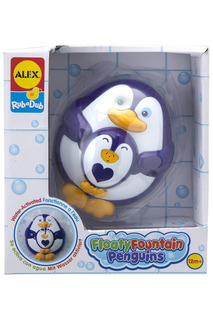 Игрушка для ванны пигвиненок ALEX
