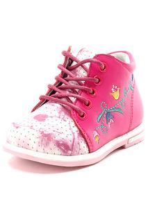 Ботинки малодетские Зебра