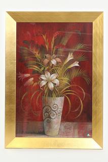 "Постер ""Цветы в вазе"" F.A.L"