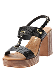 heeled sandals PRATIVERDI