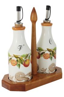 Набор из 2-х бутылок для масла LCS