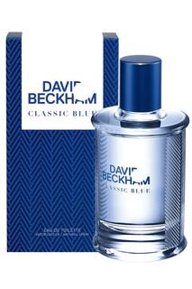 Beckham Classic Blue EDT 60 мл David Beckham