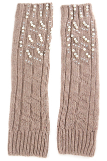 Перчатки-митенки Elisabeth