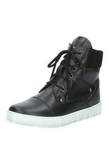Ботинки утепленные Зебра