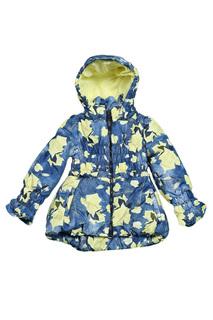 Куртка с капюшоном BABY BLUMARINE