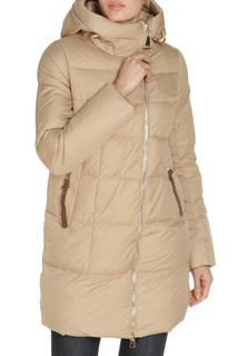 Полуприлегающая куртка с капюшоном Clasna