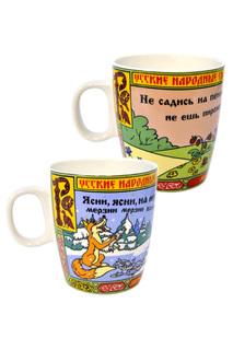 """Кружка детская """"Сказки"""" 0,2 л Федерация"""