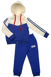 Комплект: толстовка, брюки MINI-MAXI