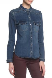 Рубашка джинсовая Caractere