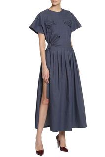Комплект: платье, фартук Alena Akhmadullina