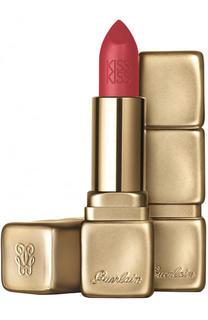 Матовая увлажняющая помада для губ, оттенок M376 Дерзкий розовый Guerlain